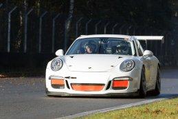Jurgen Van Hover - Speedlover Porsche 991 GT3 Cup