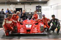 Russell Racing op pole in de 24H Zolder 2021