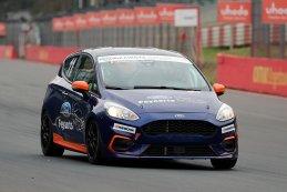 Junior Planckaert - Ford Fiesta Sprint Cup
