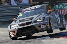 Pepe Oriola - Campos Racing Cupra TCR