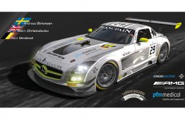 Black Falcon - Mercedes SLS AMG GT3