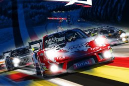 Poster 2 Total 24 Hours of Spa 2020