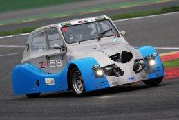 #58 Heroes Motorsport - Wim Heroes, Kobe Heroes, Christoff Corten