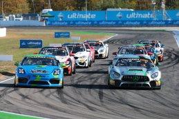 Start race 1 GT4 Sprint Cup Europe