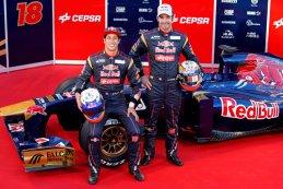 Daniel Ricciardo - Jean-Eric Vergne