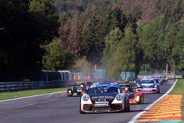 Start Belcar - Racing Festival 2018
