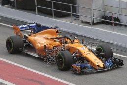 Stoffel Vandoorne - McLaren-Renault