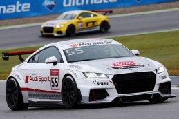 Alexis van de Poele - Audi TT Cup