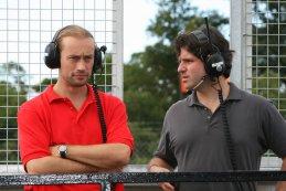 Werner Gillis en Mikke Van Hool