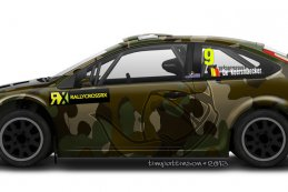 JDK Ford Focus Supercar
