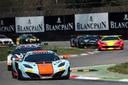 Gulf Racing UK - McLaren MP4-12C