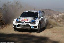 Sébastien Ogier - VW Polo R WRC