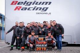 Belgium Racing algemeen kampioen Belcar 2019