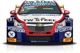 ROAL Motorsport - Chevrolet Cruze