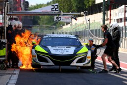 Jenson Team Rocket RJN - Honda NSX GT3 Evo
