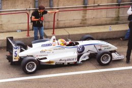Laurens Vanthoor - Van Amersfoort Racing