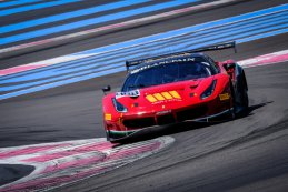 Patrick Van Glabeke - AF Corse Ferrari 488 GT3