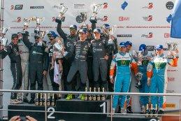 Algemeen podium 2018 Belcar 24 Hours of Zolder