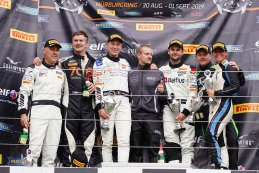 Selleslagh Racing Team bezette het volledige podium
