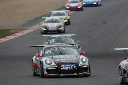 Dylan Derdaele - Belgium Racing Team - Porsche 991 GT3 Cup vs. Xavier Maassen - DVB Racing Porsche 911 GT3 Cup