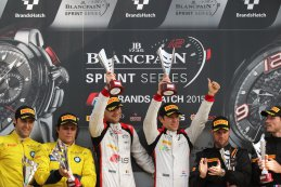 Podium Main Race Brands Hatch