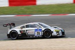 #28 WRT Audi R8 LMS
