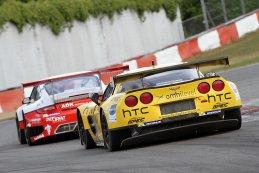 Belgium Racing - Porsche 911 GT3 R versus SRT - Corvette C6.R