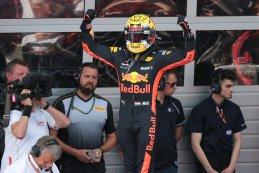 Zege voor Max Verstappen in Oostenrijk