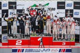 Algemeen Podium 2020 Hankook 24H Dubai TCE