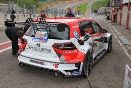 Didier Van Dalen/Amaury Richard - Delahaye VW Golf TCR