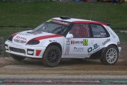 Steve Otzer - Citroën Saxo Super1600