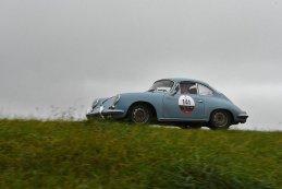 Ruben Maes - Bjorn Vanoverschelde / Porsche 356
