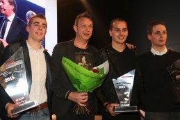 Yannick Hoogaars - Marc Goossens - Dylan Derdaele - Peter Hoevenaars