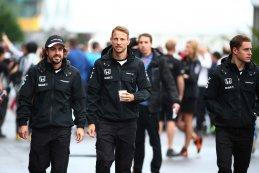 Alonso - Button - Vandoorne