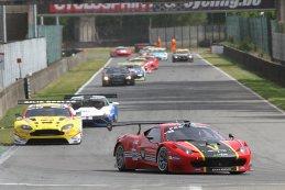 Curbstone FMA Racing - Ferrari F458 GT3