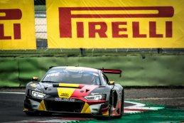 Team Belgium - Audi R8 LMS