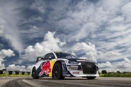 EKS Audi Sport - Audi S1 EKS RX quattro