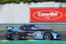 Red Ant Racing - Porsche Cayman ClubSport