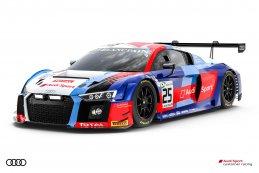 Audi R8 LMS #25 (Audi Sport Team Saintéloc)