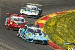 Wright Motorsports & Pfaff Motorsports - Porsche 911 GT3 R