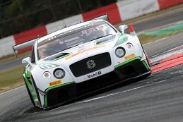 M-Sport - Bentley Continental GT3