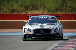 Bentley Continental GT3 #8