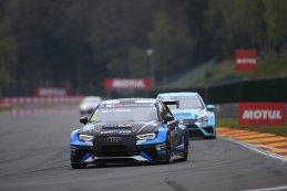 Frédéric Vervisch - Comtoyou Racing Audi RS3 LMS
