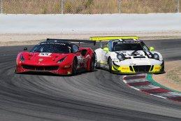 Angélique Detavernier (Ferrari) vs. Edward Lewis Brauner (Porsche)