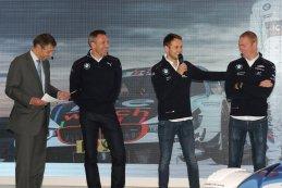 Christophe Weerts - Bart Mampaey - Tom Blomqvist - Maxime Martin