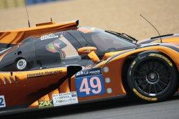 Michael Shank Racing Ligier JS P2