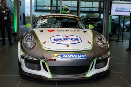 Xavier Maassen - DVB Racing Porsche 911 GT3 Cup