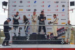 Podium Belcar 5 - New Race Festival 2018
