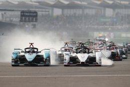 Start 2020 Mexico E-Prix