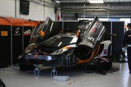 Boutsen Ginion Racing - McLaren MP4-12C